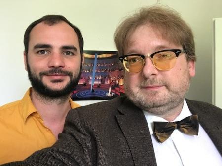 Hannes Richter ist der Social-Media-Beauftragte der Bayreuther Festspiele