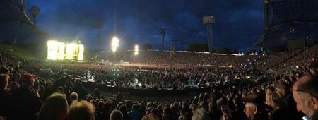 Zum neuen Mal in München: The Rolling Stones