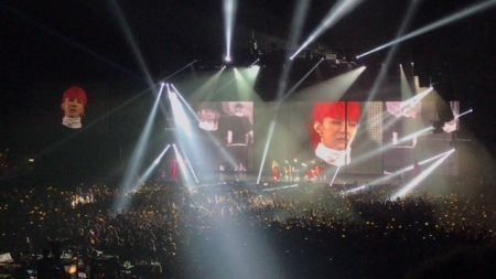 G-Dragon in Berlin.