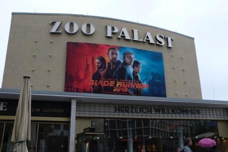 Blade Runner 2049 im Berliner Zoo Palast.