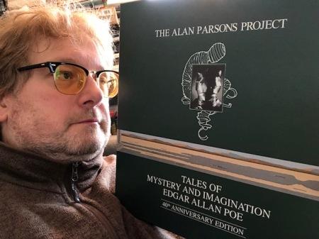 Meine erste LP überhaupt und meine Lieblingsplatte: Tales of Mystery and Imagination.