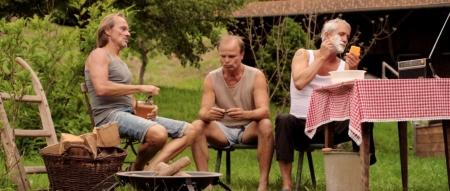Abseits der bürgerlichen Moral: Eisi Gulp in Austreten. Foto: schmidbauerfilm