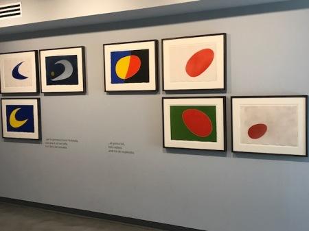 Miro Ausstellung auf Malle.