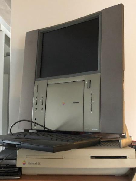 Apple Spartacus hatte zu seiner Zeit einen fetten Sound durch Bose-Boxen vorgelegt.