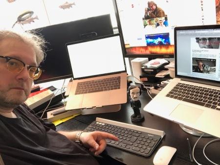 Drei Macs mit einer Tastatur steuern - das ist meine Lösung,