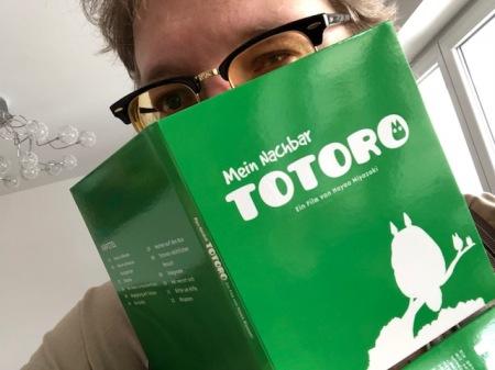 Mein Filmtipp: Mein Nachbar Totoro - auch nach 30 Jahren immernoch schön.
