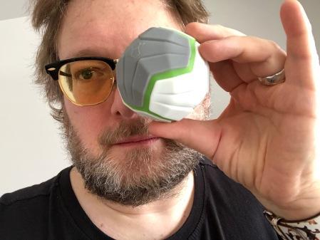 Ich hab einen Triggerball geschenkt bekommen und ich muss sagen: Das Ding wirkt.