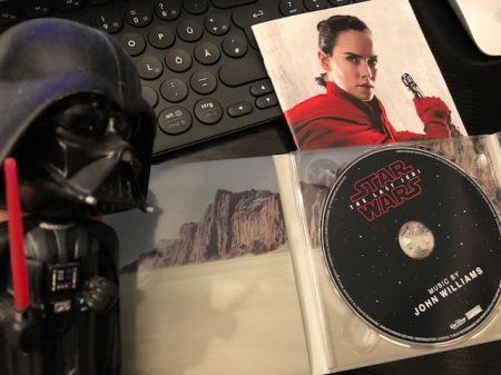 Der Soundtrack von Last Jedi ist hervorragend, aber ...