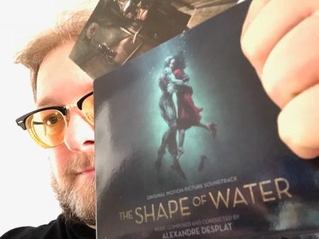 Dieser wunderbare Soundtrack von Alexandre Desplat gewann einen Oscar: The Shape of Water