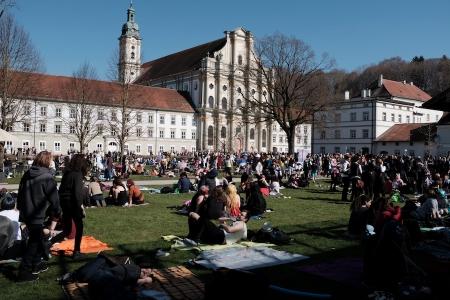 Das Veranstaltungsforum Fürstenfeld war Gastgeber für die Animuc 2018.