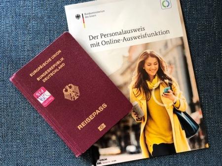 Abgelaufen - ein neuer Reisepass muss her und ich wollte mich über den Stand der Digitalisierung in der Verwaltung erkundigen.