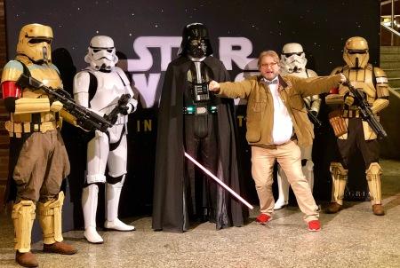 May the 4th - ich wünsche einen schönen Star Wars-Tag.