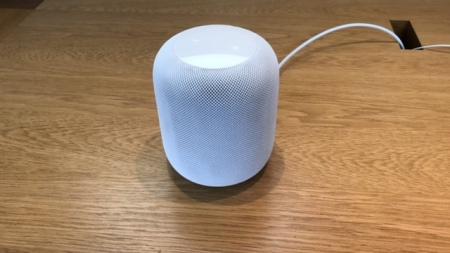 Der Apple HomePod kommt für rund 350 Euro nach Deutschland.