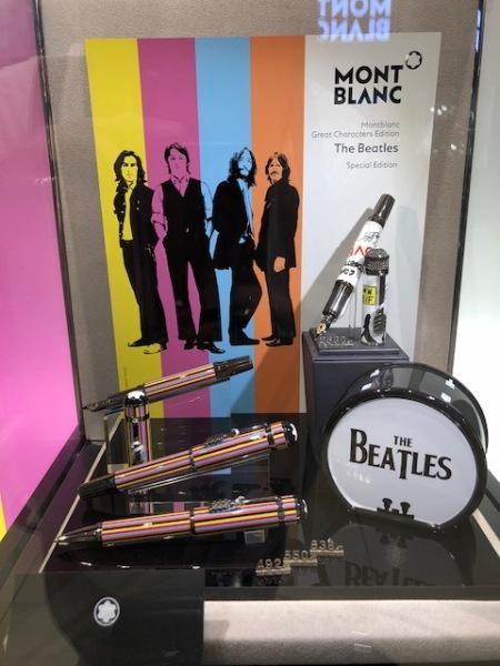 Eine Augenweide - der Beatles Füller von Montblanc.
