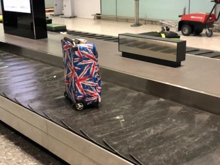 Früher bin ich mit einem leeren Koffer nach London geflogen und kam mit einem Koffer voller Schallplatten zurück.