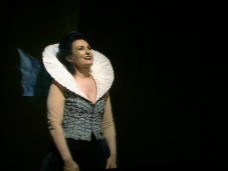 Sie kam zurück nach Bayreuth: Waltraut Meier.