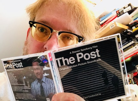 Wieder mal hat John Williams mit dem Soundtrack The Post ein Meisterwerk abgeliefert.