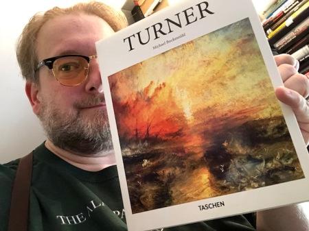 Taschen hat ein preiswertes Buch zu Turner herausgebracht.