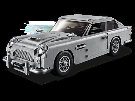 Lego Creator hat einen Aston Martin DB5 herausgebracht.