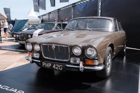 Jaguar mag ich einfach gerne - gesehen am Nürburgring.