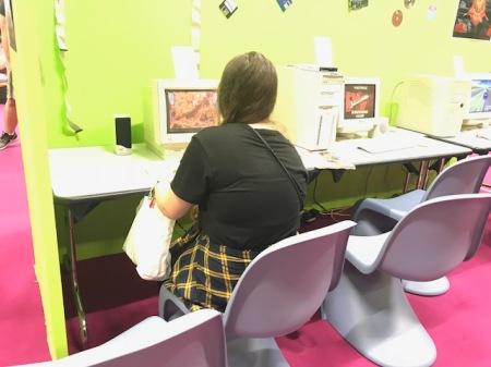 Gamerinnen und Gamer brauchen bessere Stühle zum Sitzen.