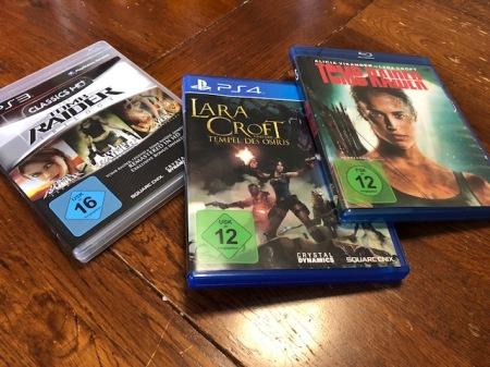 Spiele und ihre Verfilmung: Bei Tomb Raider lief es prima.