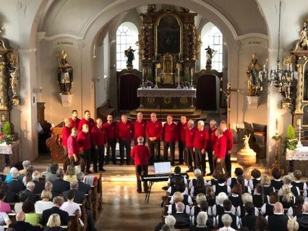 Bergchor Coro Peralba aus den Dolomiten