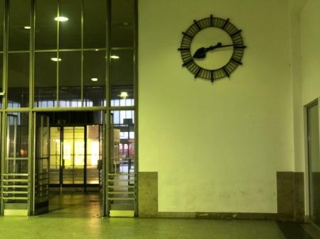 Mal sehen, wie lange die Bahn im Münchner Hauptbahnhof zum Umstellen braucht.