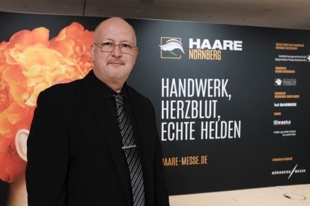 Landesinnungsmeister Christian Kaiser: Der Friseur ist für den Menschen da.