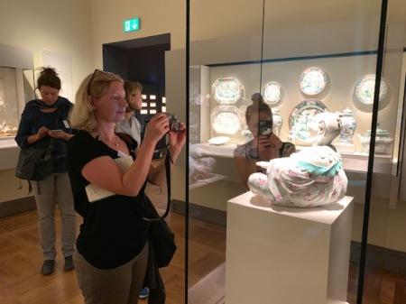 Bloggerwalk im Bayerischen Nationalmuseum München.