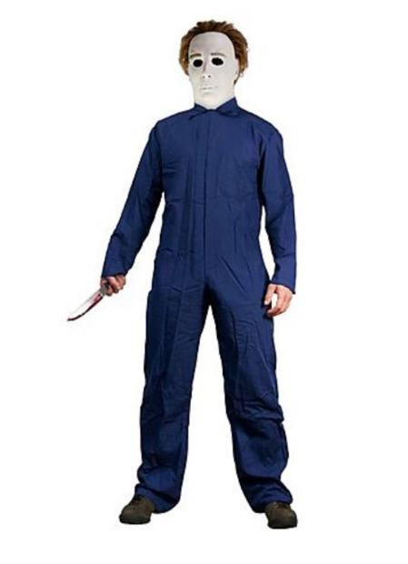 Halloween muss ich mir im Kino ansehen, vielleicht im Kostüm? Foto: Maskworld