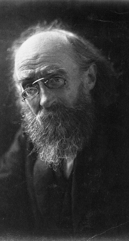 Kurt Eisner, Begründer des Freistaats Bayern.  Foto: Bundesarchiv