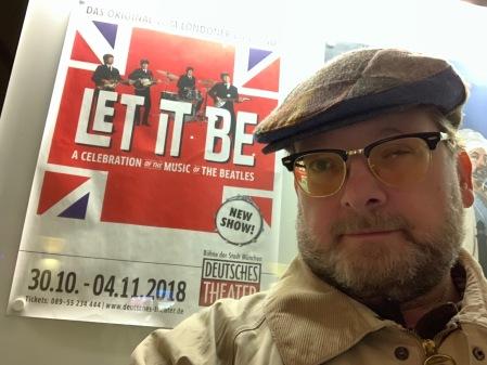 Hat mir Spaß gemacht: Let it Be im Deutschen Theater München.