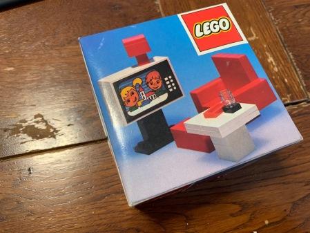 Lego Set 274 von 1974.