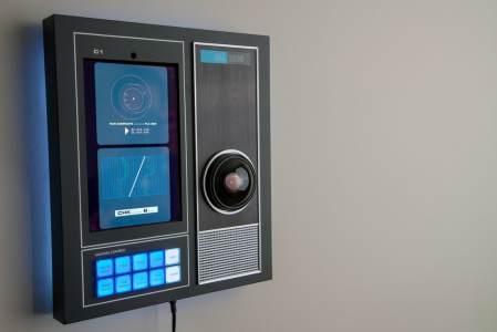 HAL als Bluetooth-Lautsprecher.