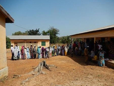 Aktiv in Afrka: Aktion PiT Togohilfe Maisach. Foto: Aktion PiT