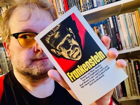 Wahnsinns Buch: Frankenstein wird 200 Jahre