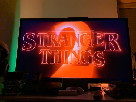 Stranger Things hat der Familie Spaß bereitet. Jetzt warten auf die dritte Staffel.
