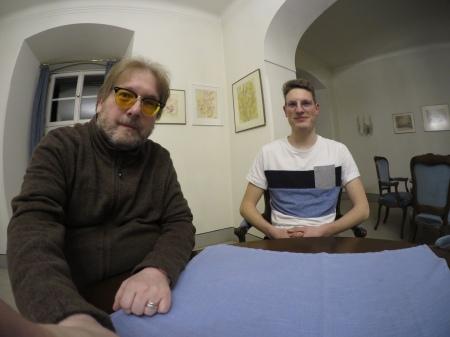 Im Gespräch mit Nico Desch von FunGermanTV.