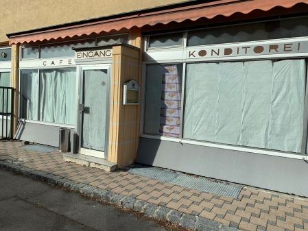 Das Café Rieger in Fürstenfeldbruck bleibt wohl dauerhaft geschlossen.