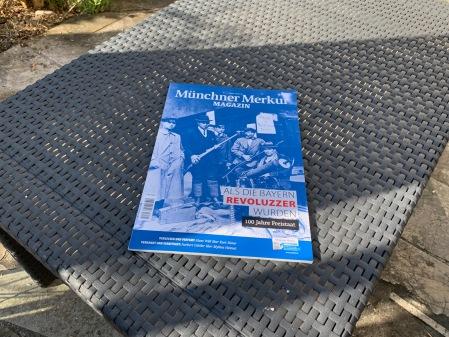 Als die Bayern Revoluzzer wurden - schönes Magazin vom Münchner Merkur.