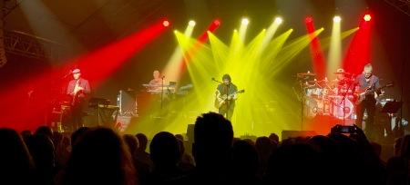 Steve Hackett in der Münchner Tonhalle 2019.