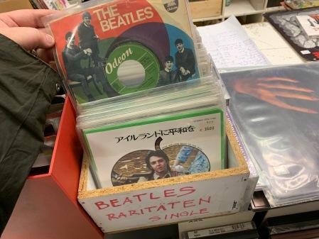 Für meine Rock o La kauf ich noch Singles.