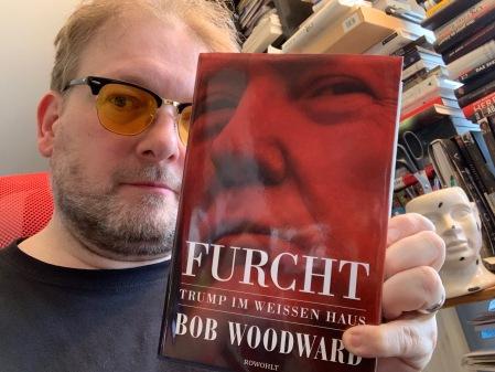 Ich empfehle die Lektüre von Furcht.