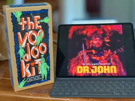 Voodoo-Musiker Dr. John ist verstummt.
