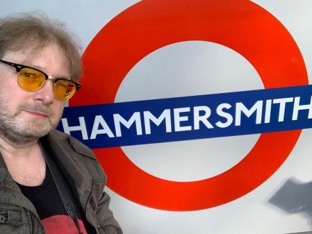 Lemmy habe ich leider als Straßenmusikant nicht getroffen.
