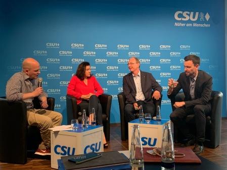 CSUnet Convention zum Thema Games