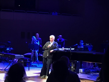 Burt Bacharach Im Gasteig