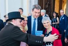 Selfie mit dem MP