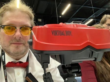 Mein Highlight auf der Gamescom 2019: Der Virtual Boy